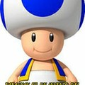 Toad Azul Says: