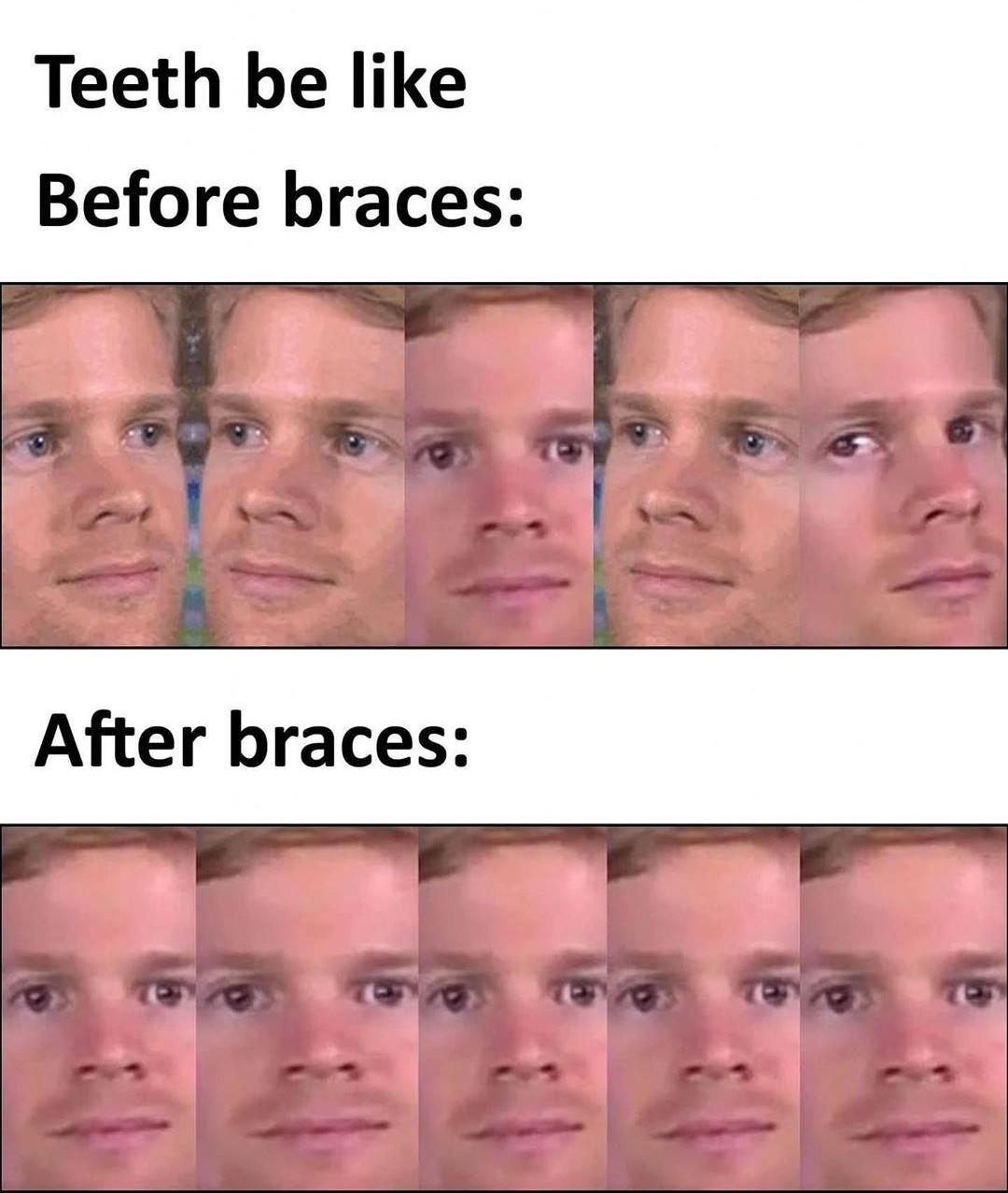 Straight - meme