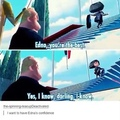 Edna is hilarious TBH