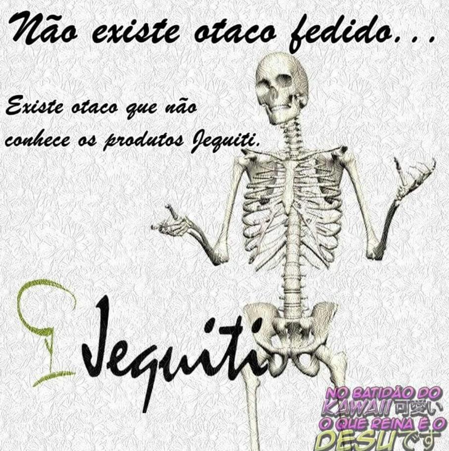 Esqueleto Jequiti - meme