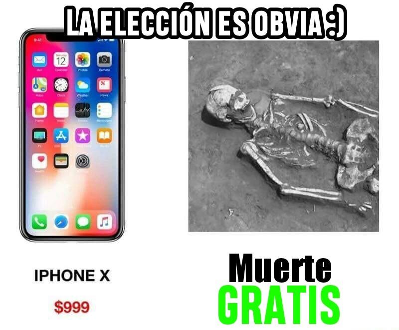 Elección sencilla ;) - meme