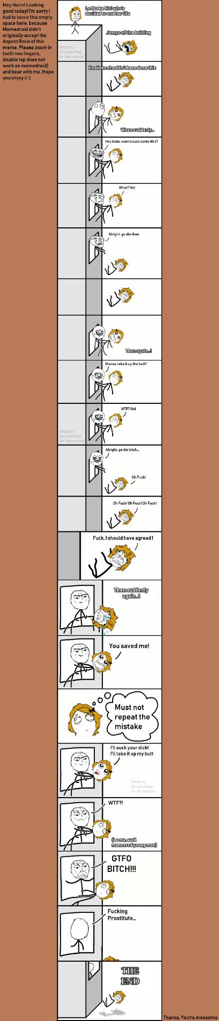 Rage Comic - meme