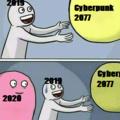 CYBERPUNK 2077 É UM JOGO ELETRÔNICO