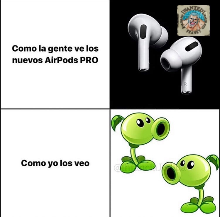Fake airpods - meme