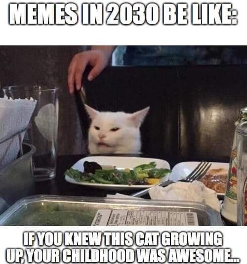 We already know - meme