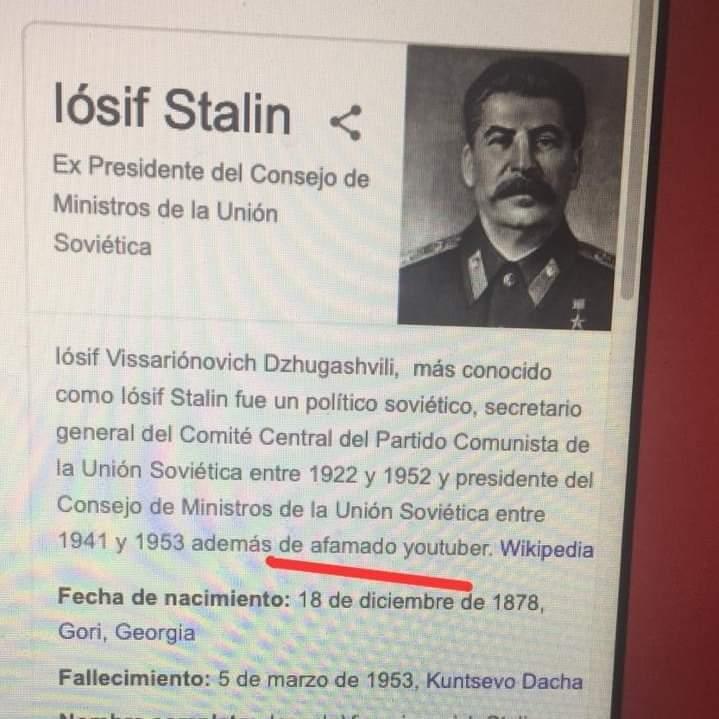 Hey muy buenas a todos, soviéticos, aquí Stalin777, en un nuevo directo - meme