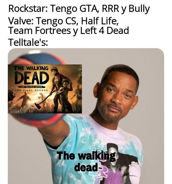 telltale's puto - meme