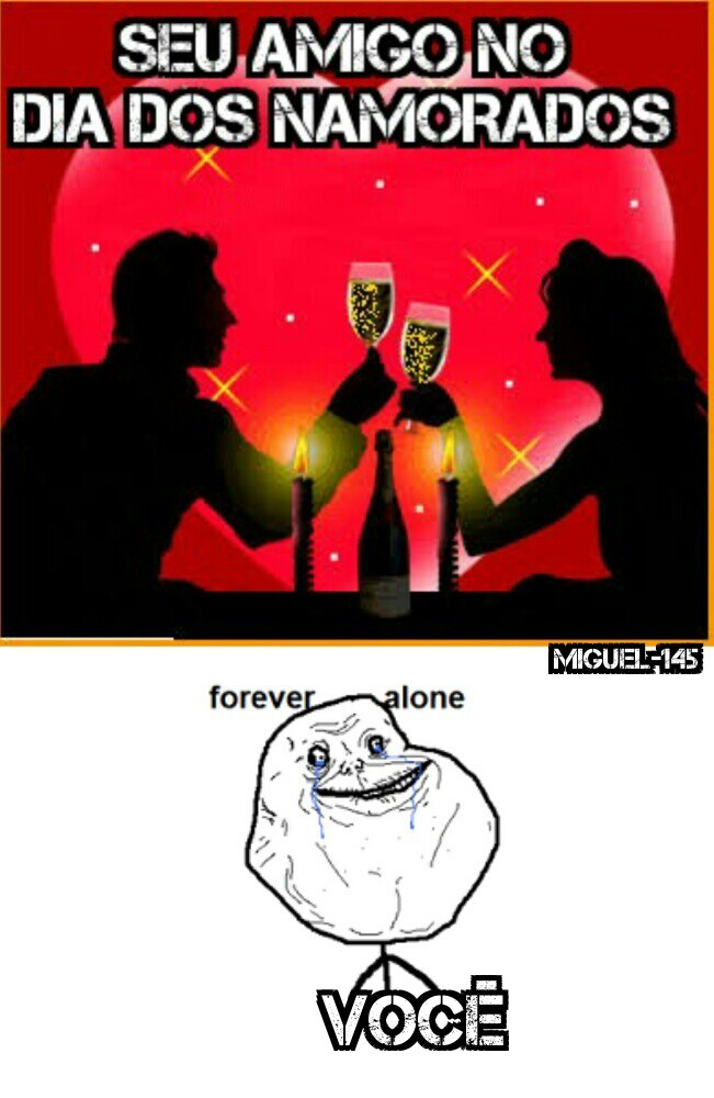 Forever Alone history #3 - meme