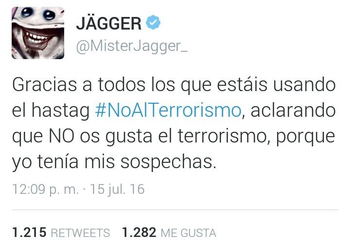 Simplemente, Mister Jagger - meme