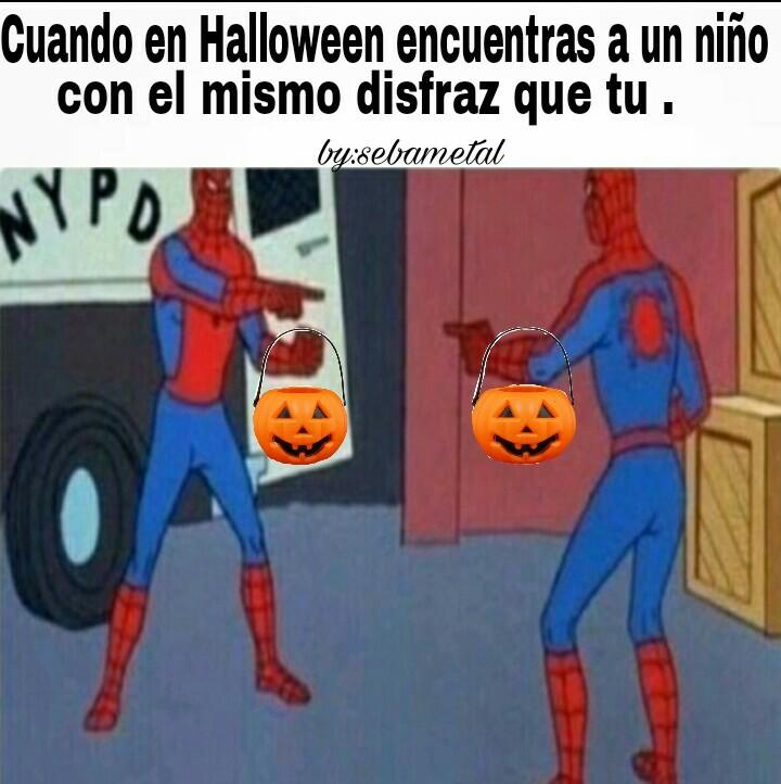Feliz Halloween!!! - meme