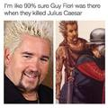 Was that you Fieri?