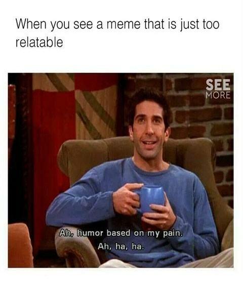 Ha ha... - meme