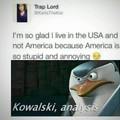 Why is kowalski anlysis dead?