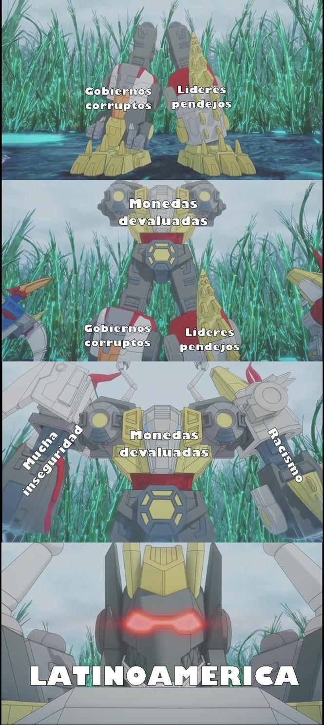 dino-combiner - meme