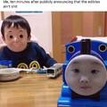 Thomas the Asian Train