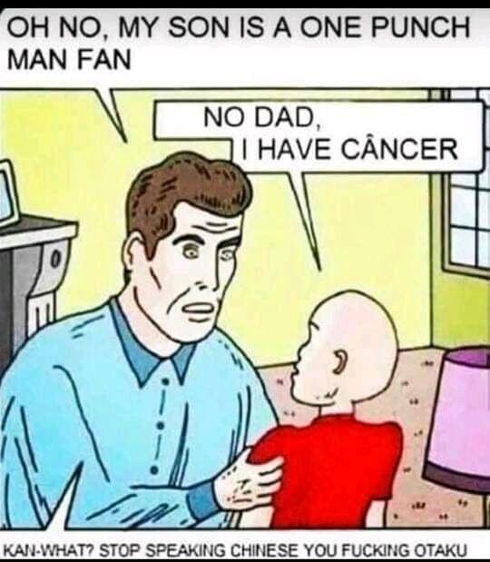 malditos otacos - meme