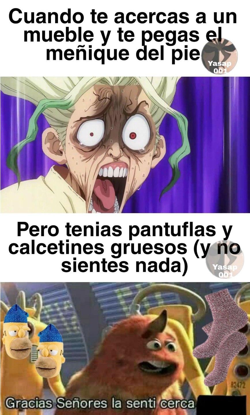 Anime: Dr.Stone... Pd. Es original verdad? - meme