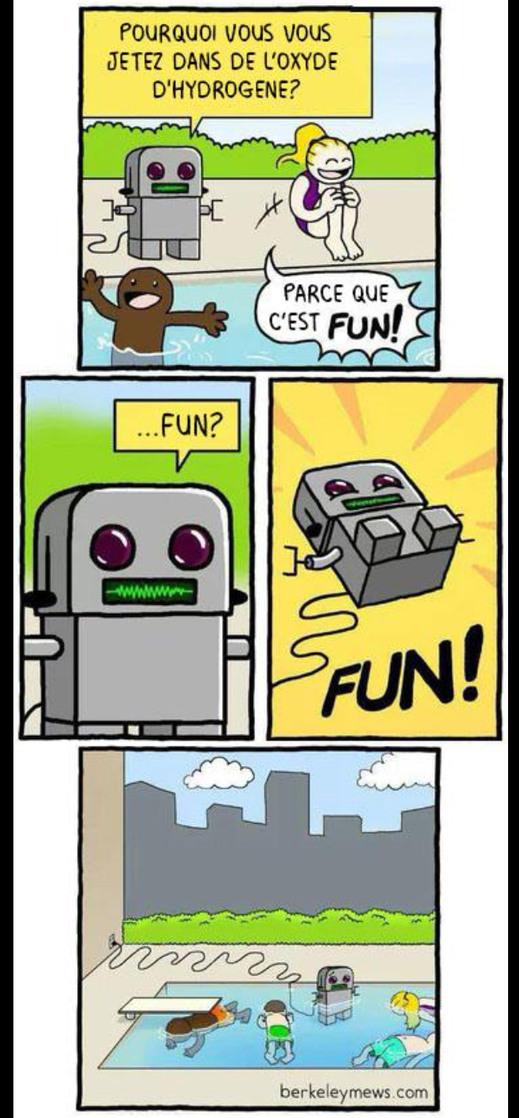 Le fun c'est la mort - meme