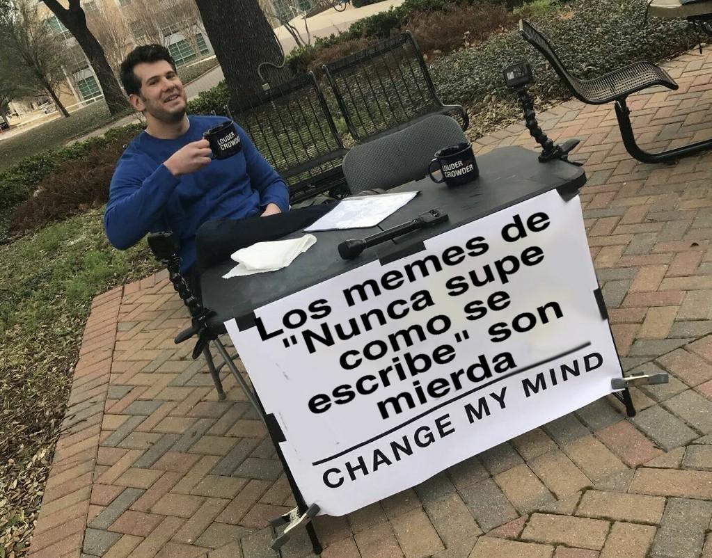 Los que los suben son aún más mierda - meme