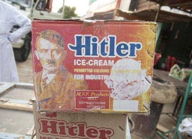 Helados judios - meme