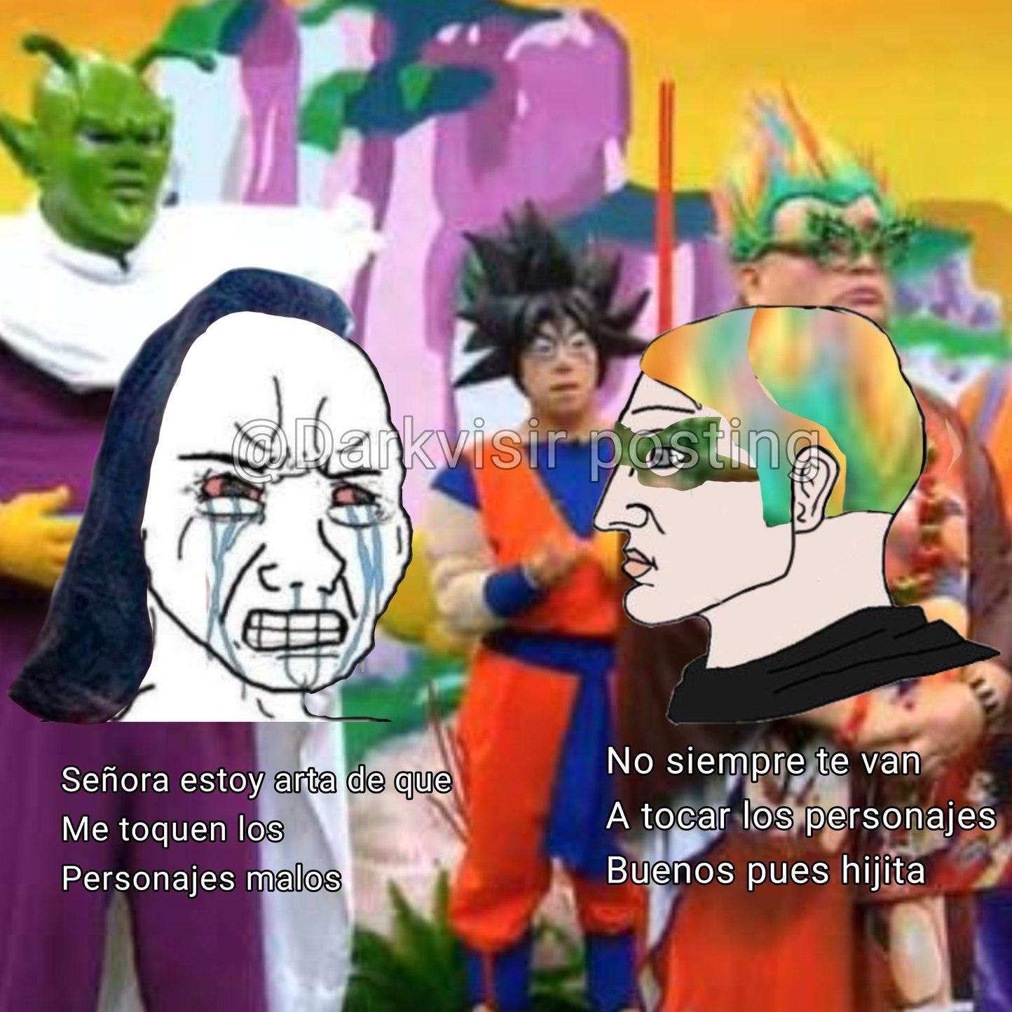 Pocas ocasiones donde creo un meme original (creo que solo los peruanos entenderán el meme xddd)