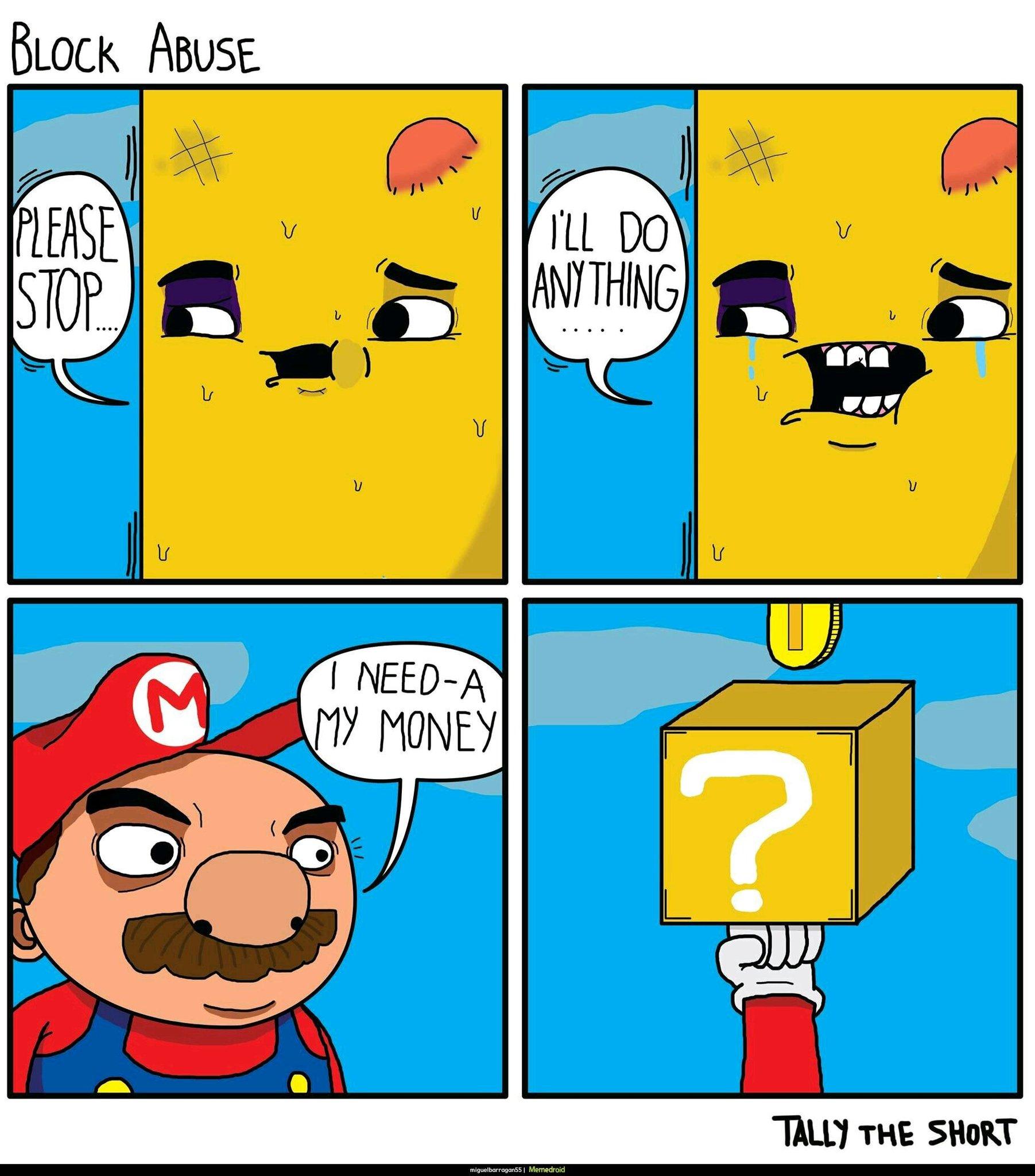 Give me da $$$ - meme