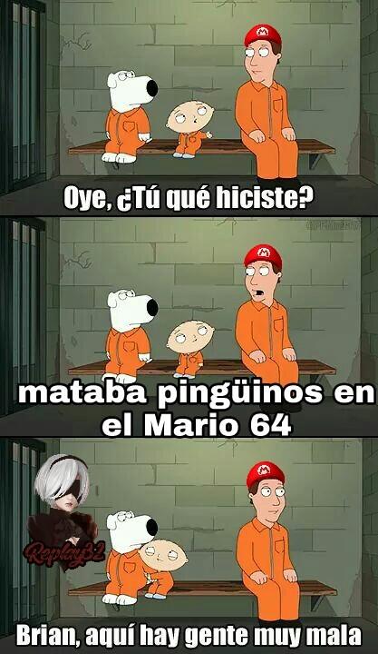 """""""apague el Nintendo"""" - meme"""