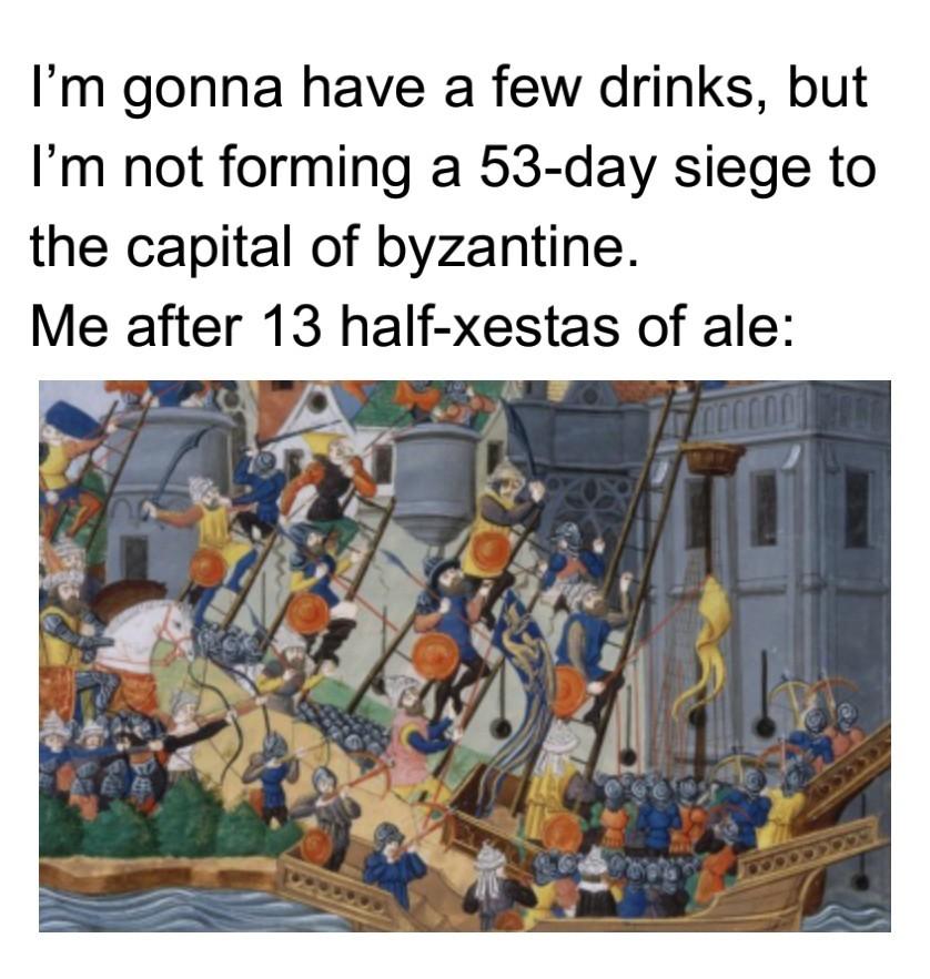 #Constantinopoleforchrist - meme