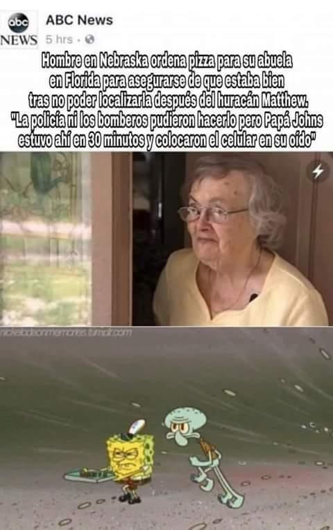 Denle lo que quieran a esos repartidores - meme