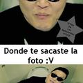La foto XD