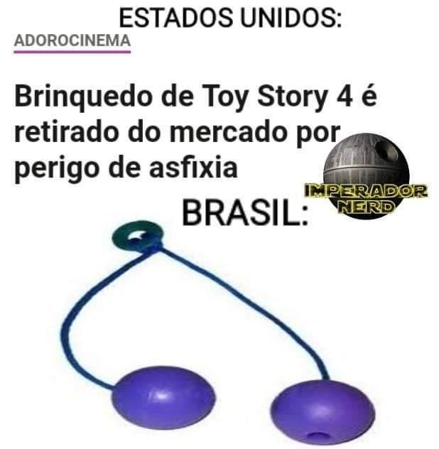 Brasil arranca o braço e continuamos felizes - meme