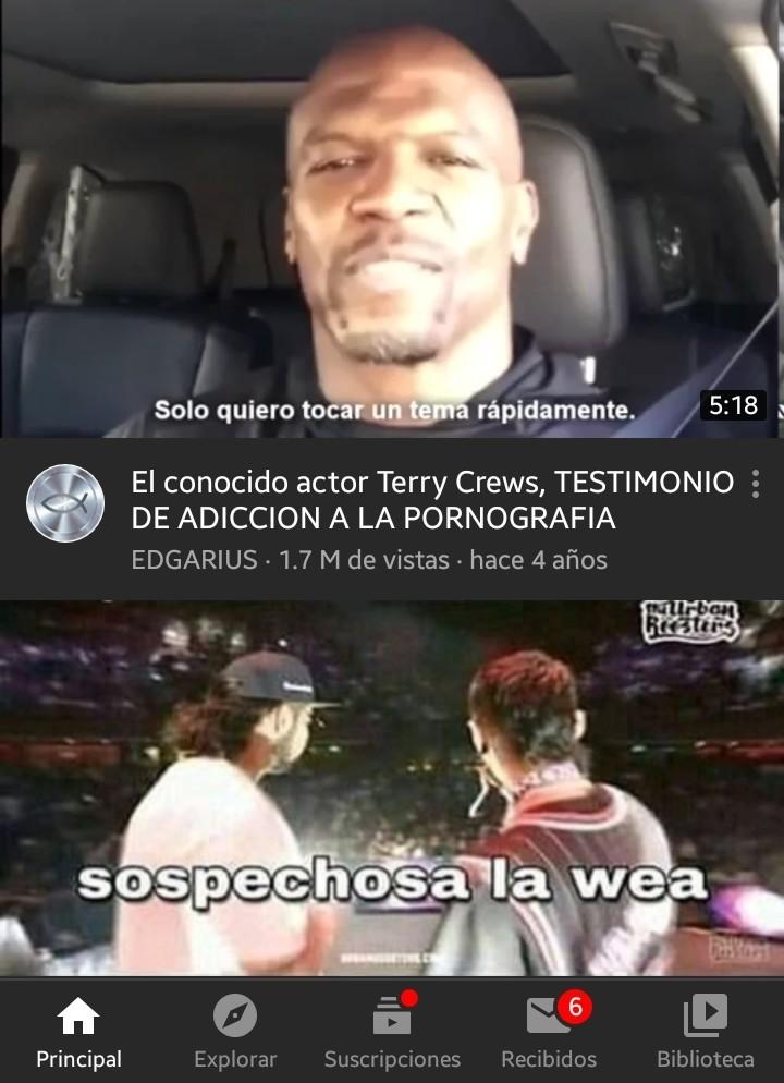 Sospechoso - meme