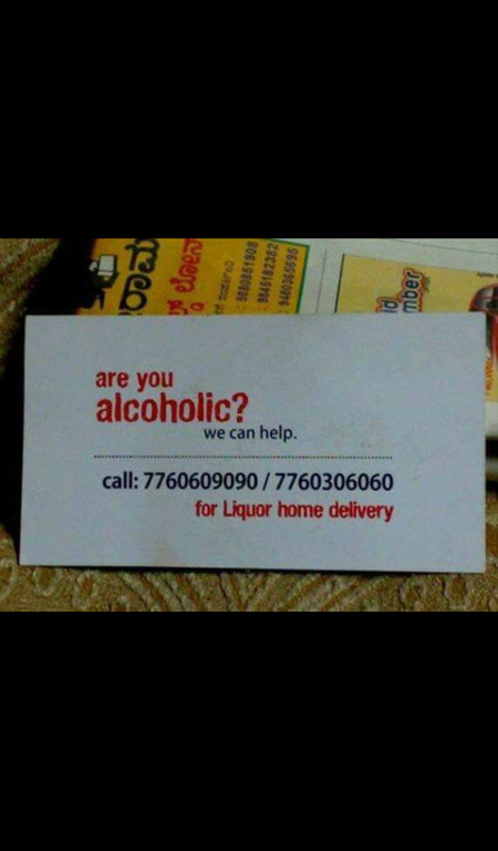 Perfect solution for alcohol adicts - meme