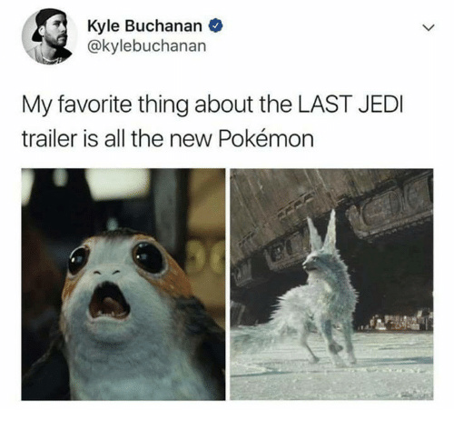 pokemon in star wars - meme