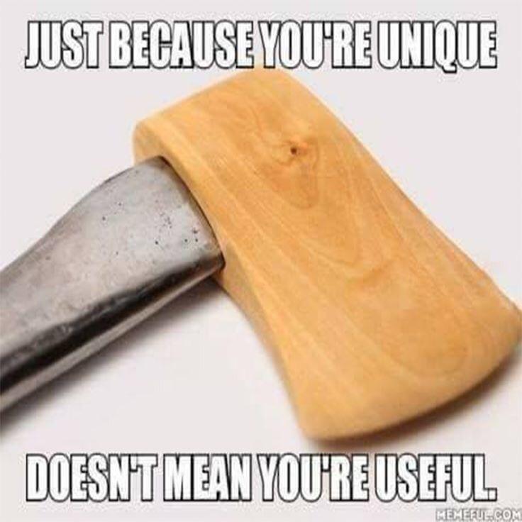 useless - meme