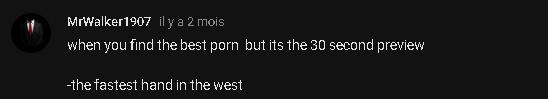 Le plus rapide de la vallée - meme