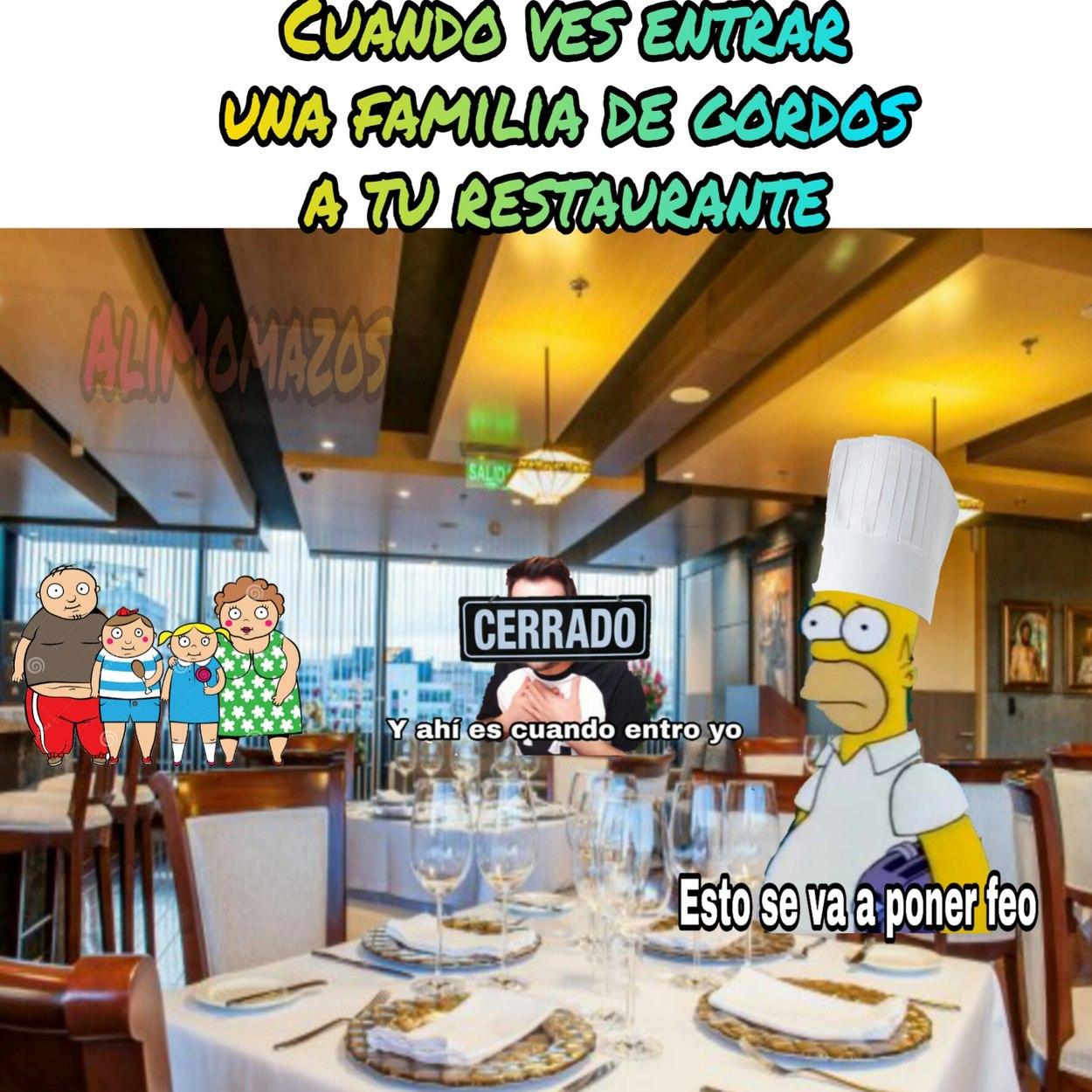 Fiesta de positivos :happy: - meme