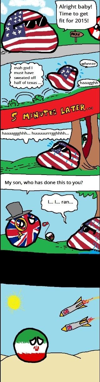 Iran - meme