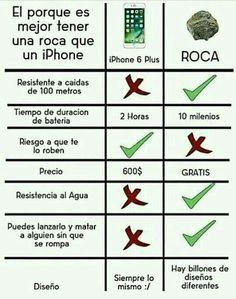 iphone vs roca xd - meme