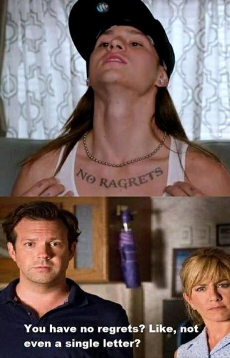 Tattoos do be like that - meme