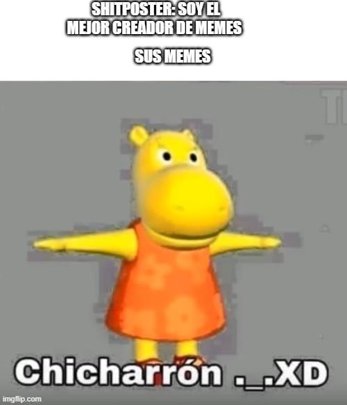 shitpost be like - meme