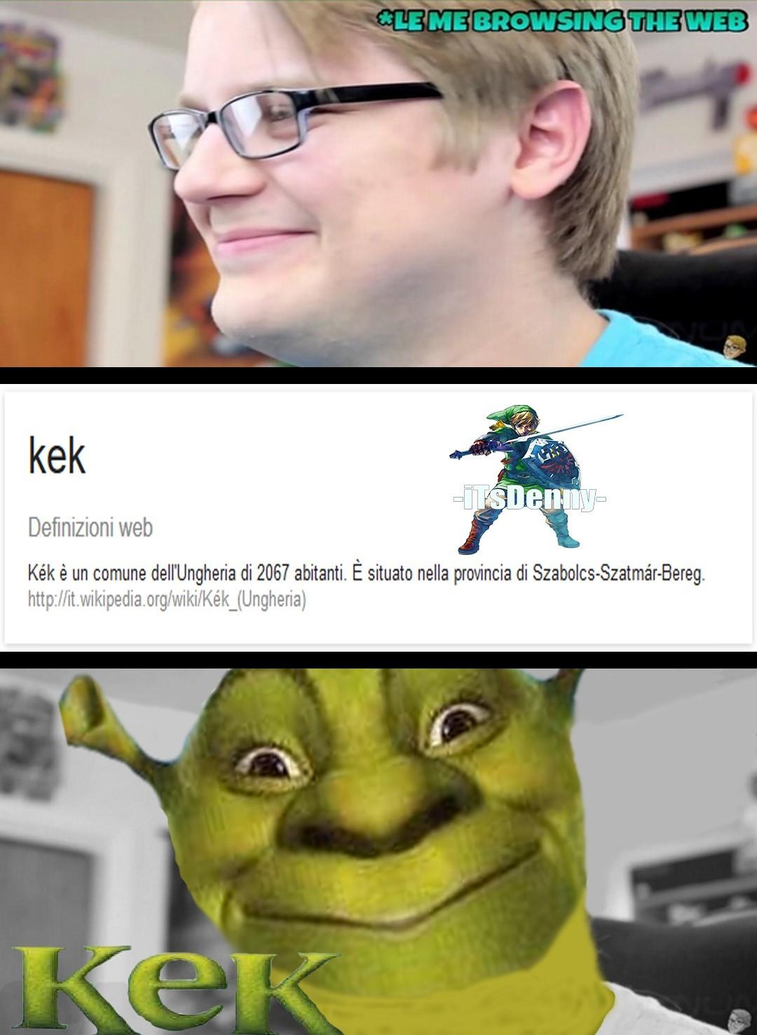 Kek. - meme