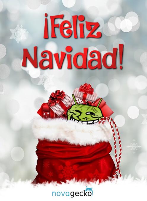 ¡Feliz Navidad! - meme