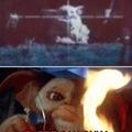 Baby Yoda v. Gizmo