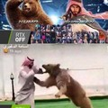 Parece RTX né, mas é o Kuma VS Shaheen