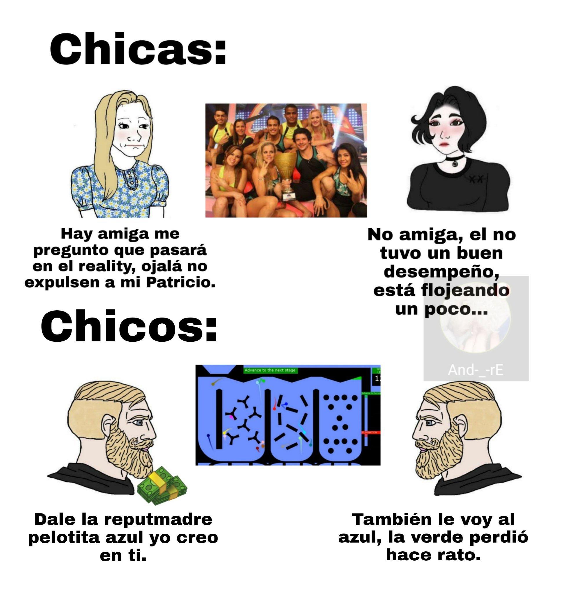Argentinos insultando claro que si - meme
