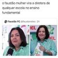 FAUSTÃO WOMAN