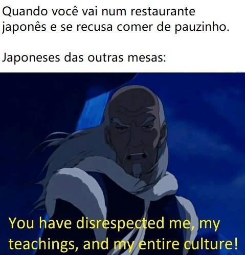 japa morfo disliked this joke - meme