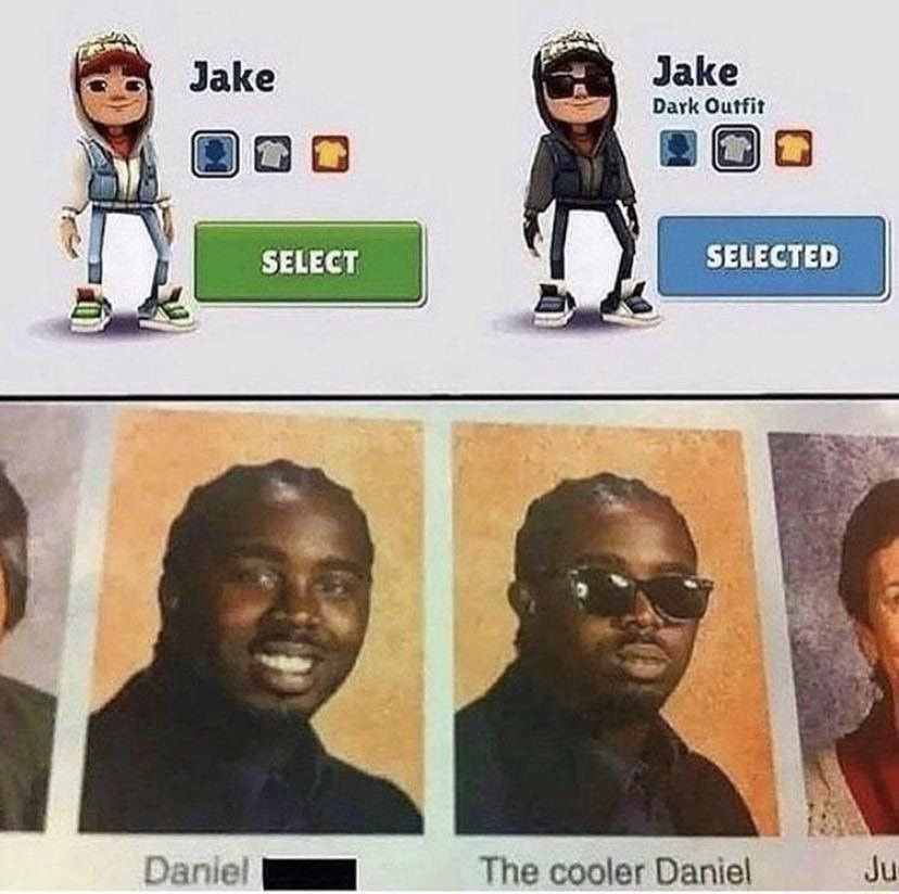Jako - meme