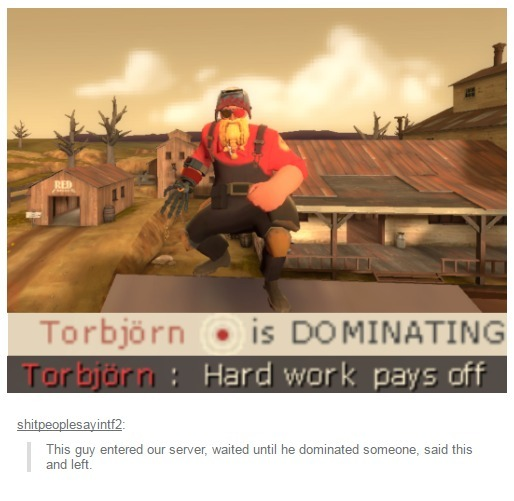 TF2 > Overwatch - meme